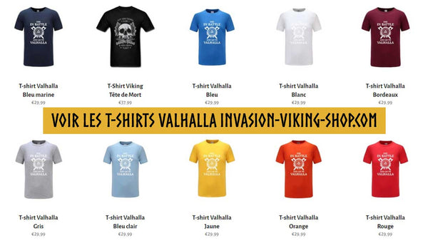t shirt valhalla viking