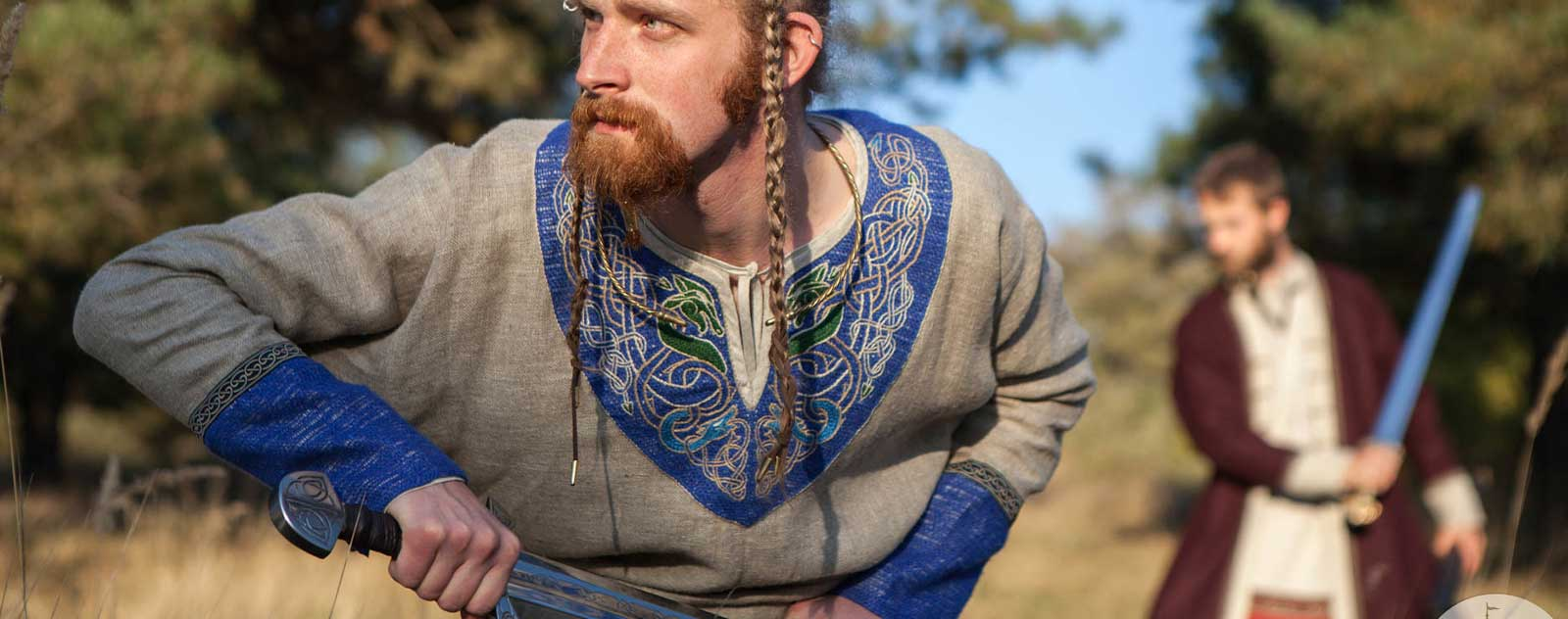 Vêtements Vikings