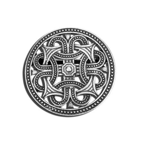 Broche Viking Tortue