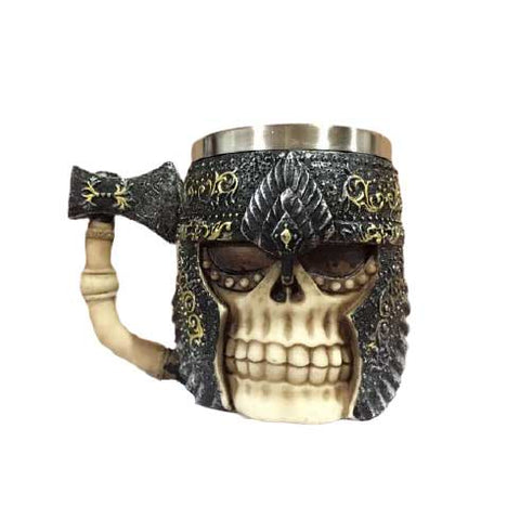 Mug Viking Guerrier Nordique