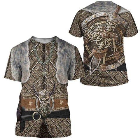 T-shirt Viking Tenue du Jarl