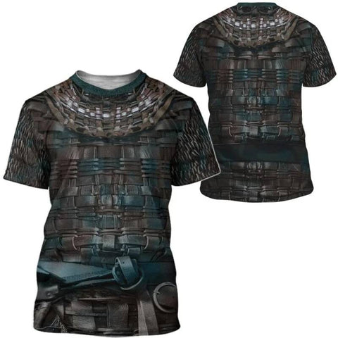 T-shirt viking du commandant