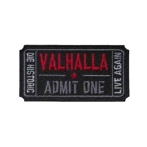 Badge Viking Valhalla Noir