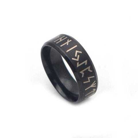 bague viking alphabet runique