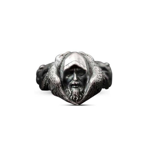 Bague Viking Cataclysme d'Odin