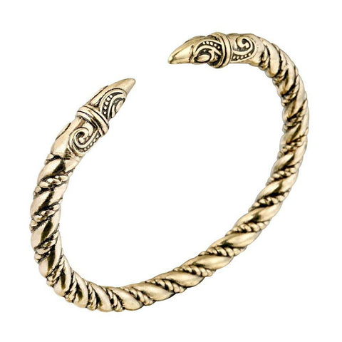 Bracelet Viking Rollo en Or