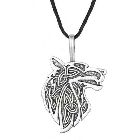 collier chien viking