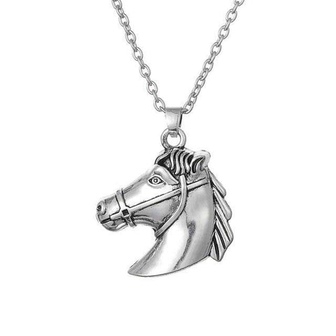 collier viking le cheval sleipnir