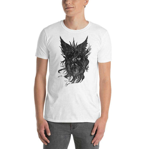 T-shirt Odin in Flames