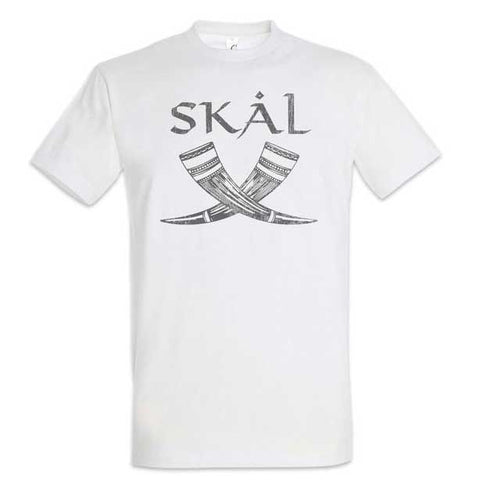 T-shirt Viking Skal