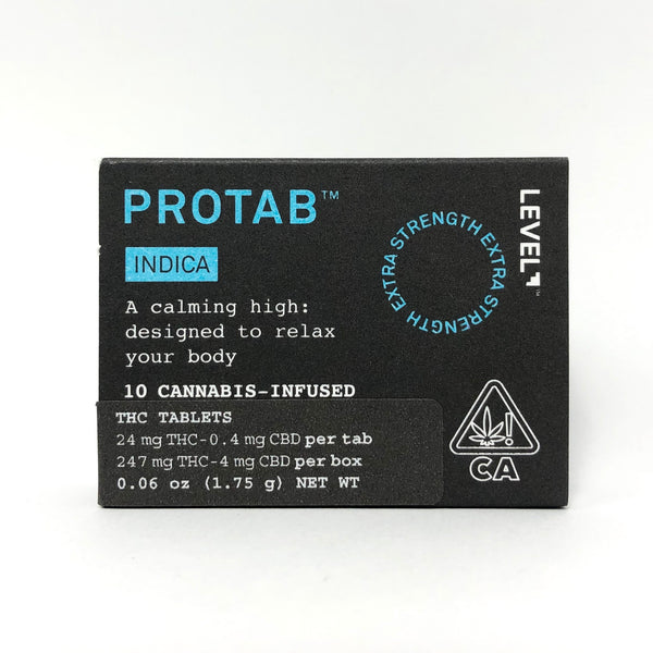 Level Protab Indica Oral Tablets 10 x 25mg Tabs