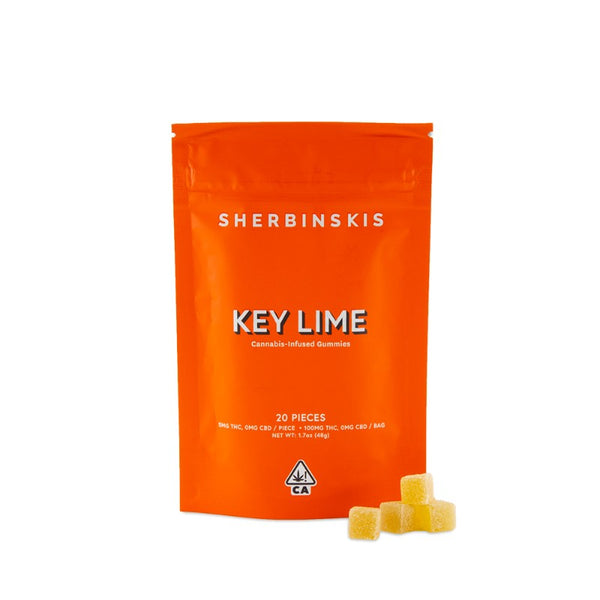 Sherbinskis - Key Lime Gummies