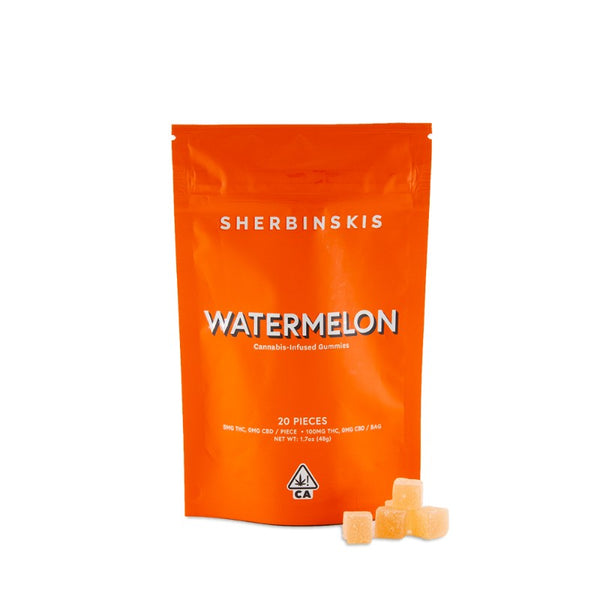 Sherbinskis - Watermelon Gummies
