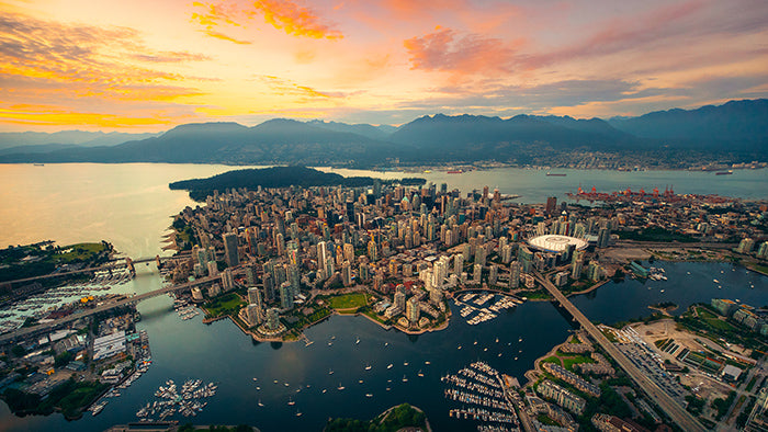 Vancouver Arial
