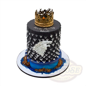 Game of Thrones Fondant