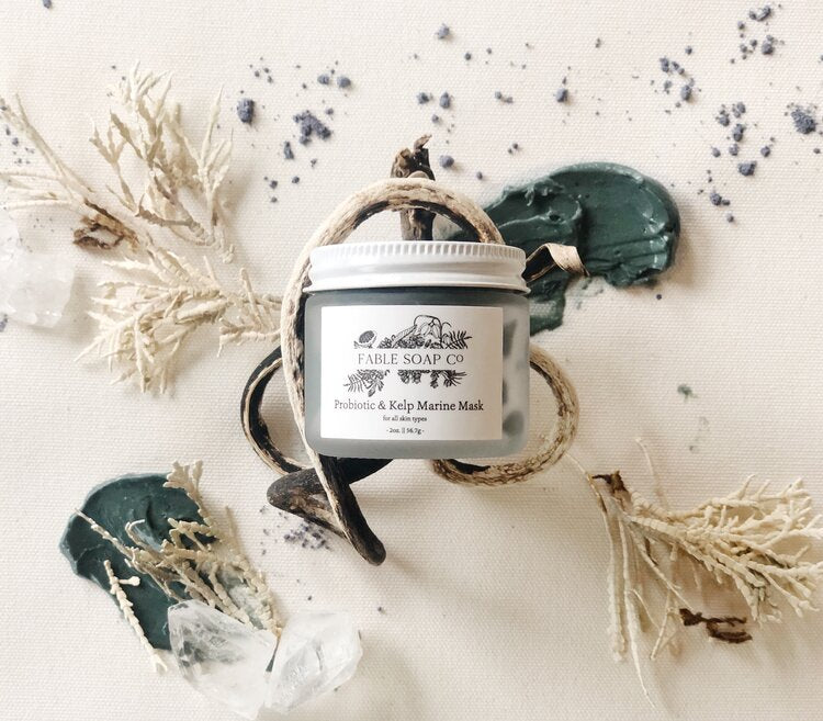 FABLE PROBIOTIC & KELP MARINE MASK