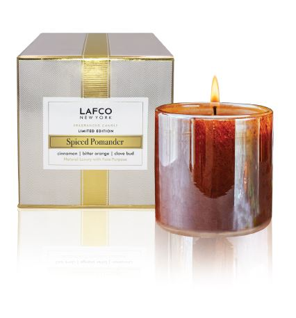 LAFCO - HOLIDAY CANDLE SPICED POMANDER
