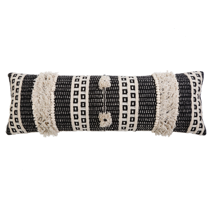 POM POM SAWYER HAND WOVEN PILLOW 14