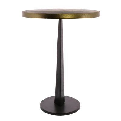 ARDEN BRONZE SIDE TABLE