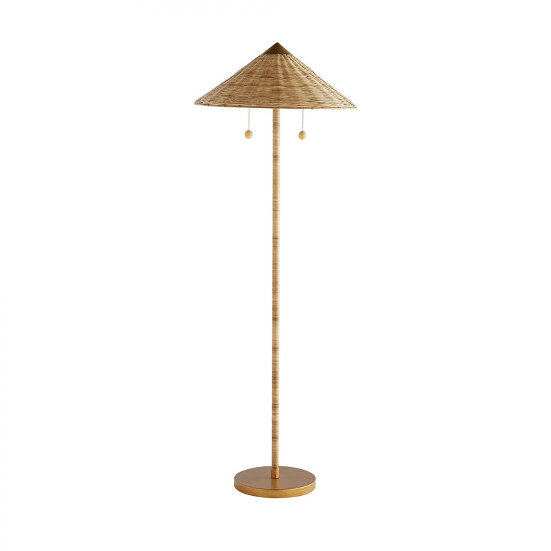 TERRACE FLOOR LAMP