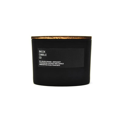 NO. 4 BLOOD ORANGE + BERGAMOT CANDLE 13 OZ
