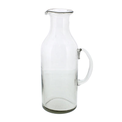 CANTINA RECYCLED GLASS CARAFE