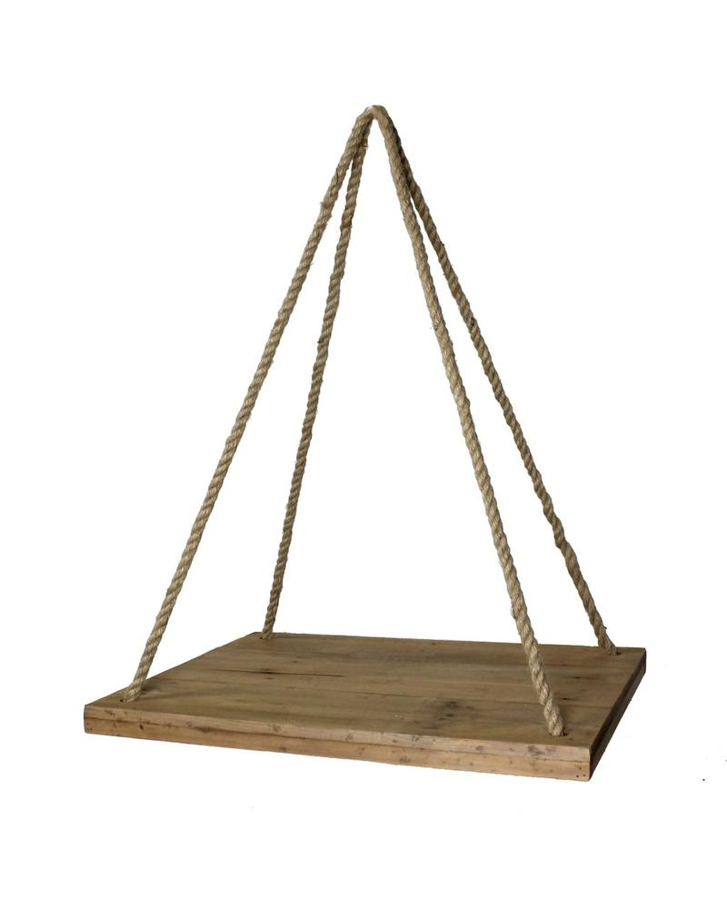 HANGING PLATFORM SHELF