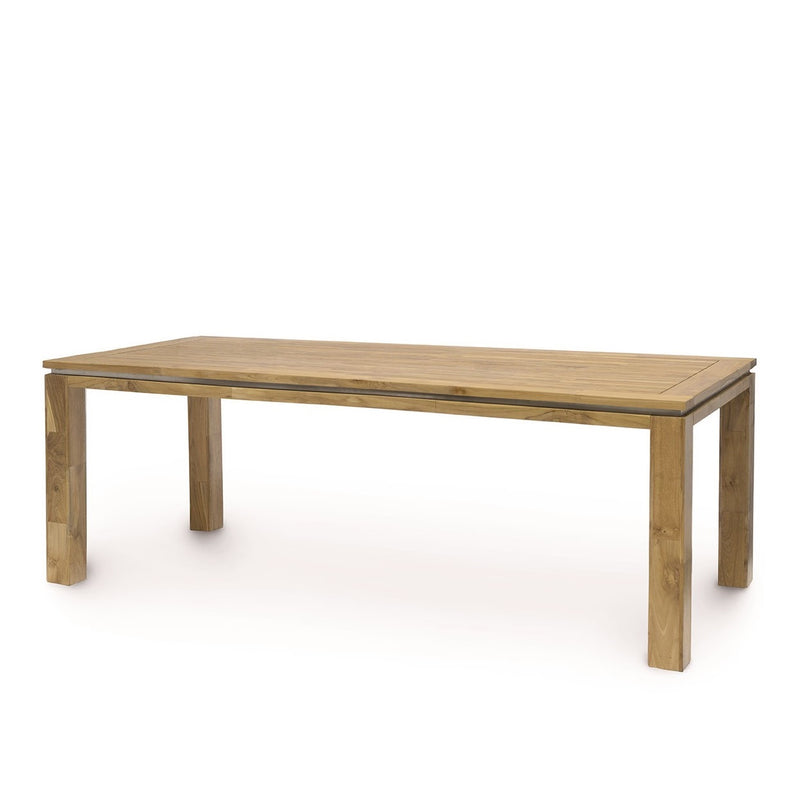 SHASTA TEAK DINING TABLE