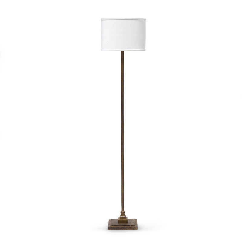 RIDGE METAL FLOOR LAMP