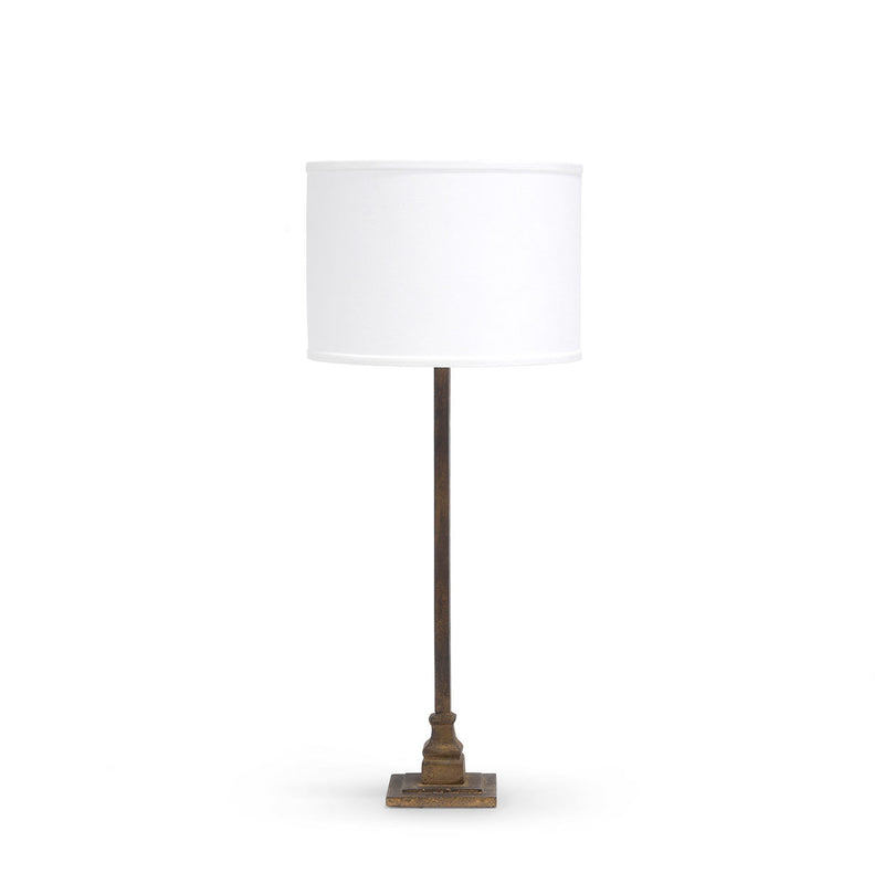 RIDGE METAL TABLE LAMP