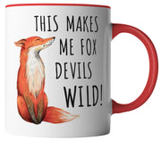 This makes me fox devils wild!