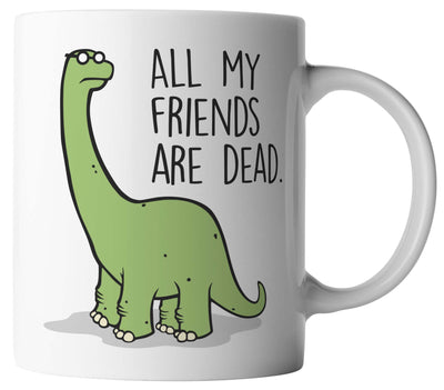 All My Friends Are Dead Dino