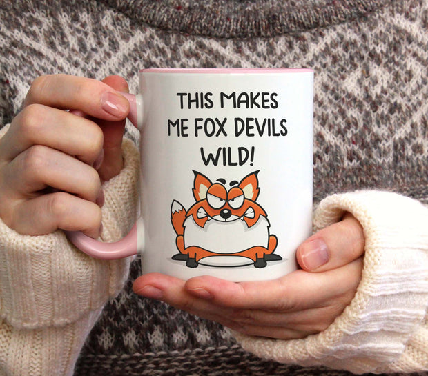 Fox Devils Wild - Cartoon