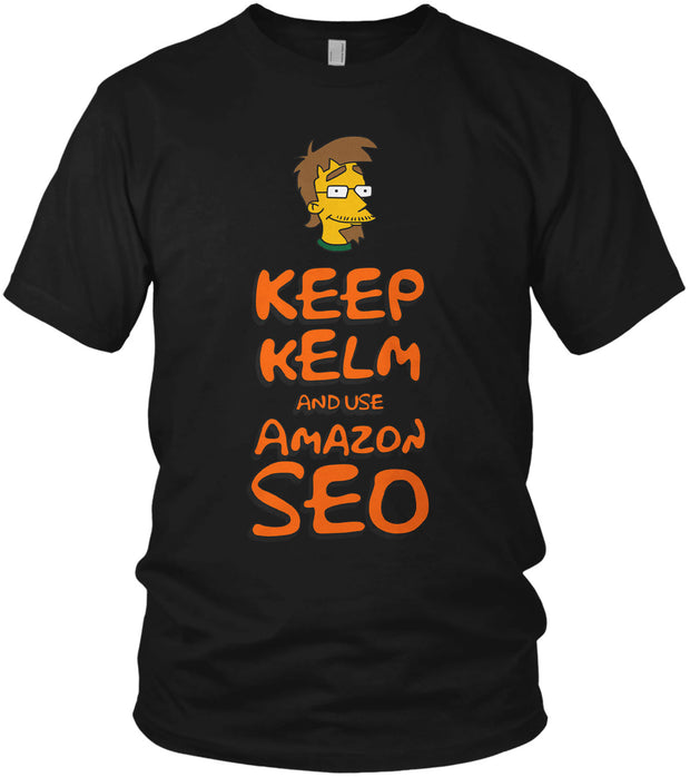 Keep Kelm and use Amazon SEO -  Christian Otto Kelm