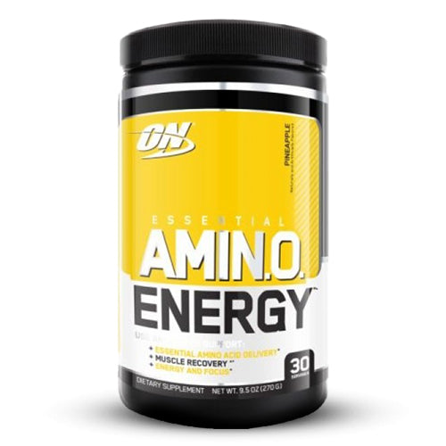 Optimum Nutrition (ON) Amino Energy Drink - 30 Servings (Pineapple)