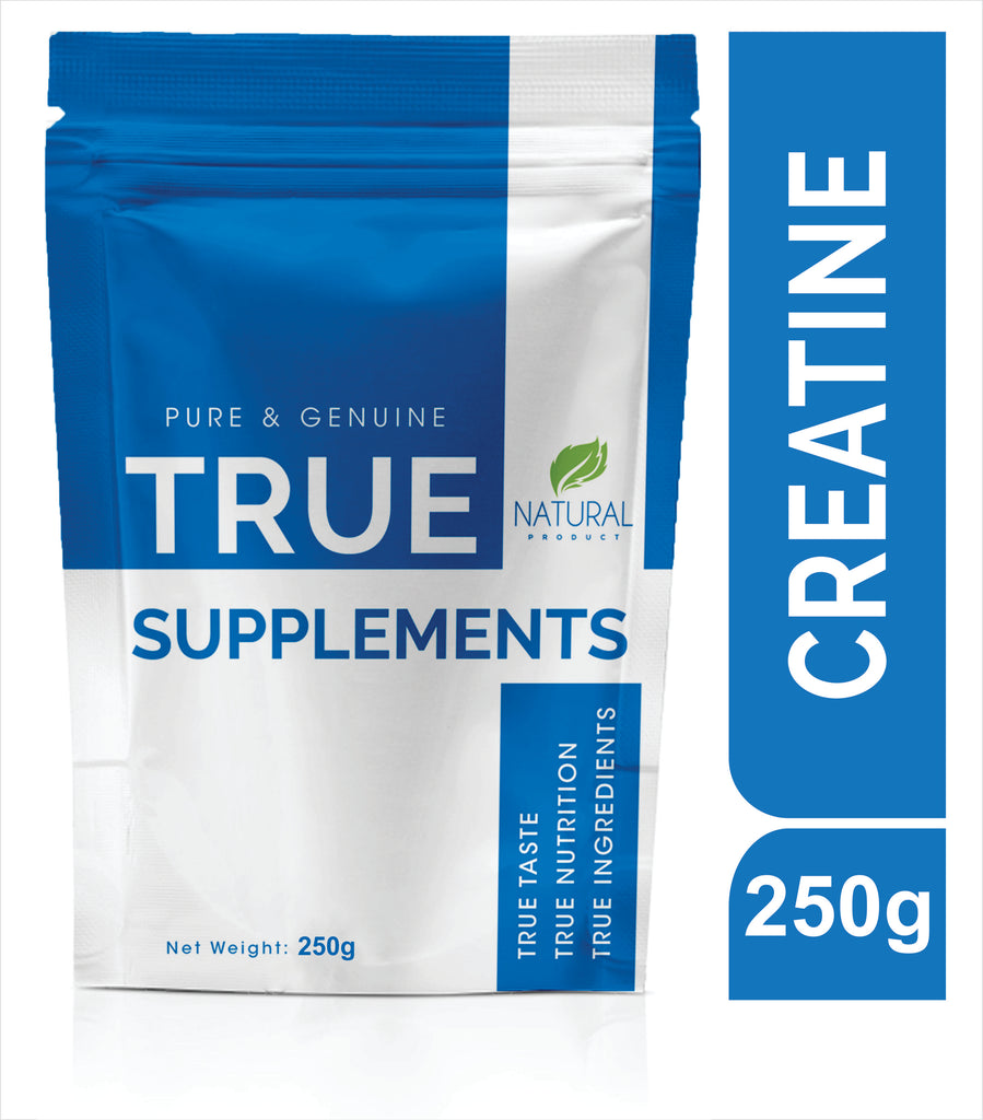 True Supplements Pure Micronised Creatine Monohydrate