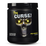 Cobra Labs The Curse Advanced Pre Workout Supplement