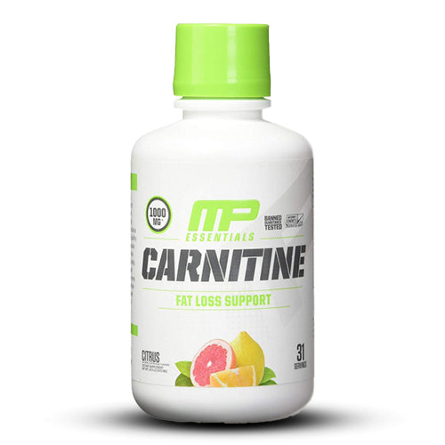 Muscle Pharm Carnitine Core Liquid Diet Supplement, Citrus, 30 Servings