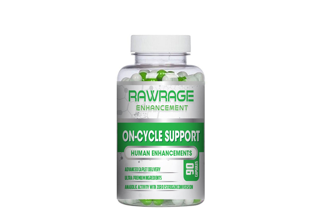 RawRage ON-CYCLE SUPPORT