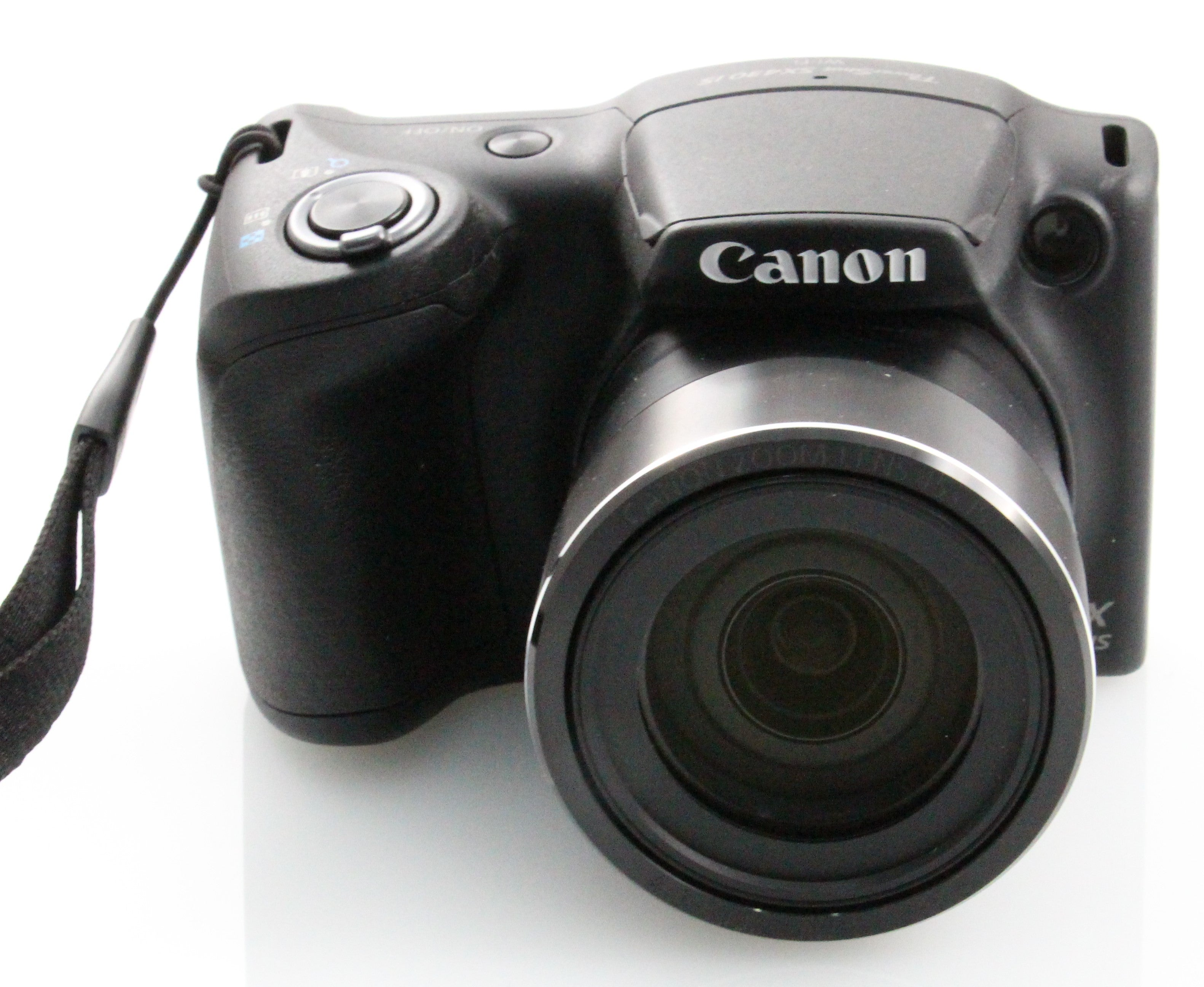 Canon Power Shot SX430 IS Camera - Black