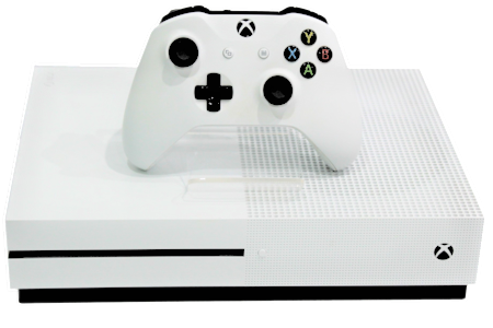 Xbox One S Video Game Console (pre-owned)