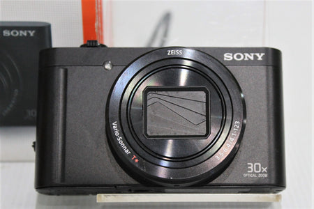 Sony WX500 Compact Camera with 30x Optical Zoom