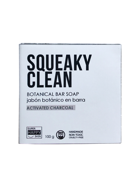 SQUEAKY CLEAN botanical bar soap