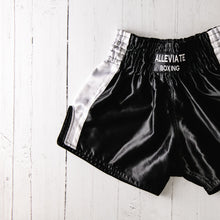 Load image into Gallery viewer, The Skye Shorts - Black & White