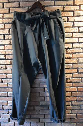 Black Trousers, Cloth, Stirling Trousers, made and designed in Georgia, Les Saints Perdu, LSP