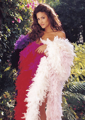 chandelle feather boa 05 comes in 7 colors