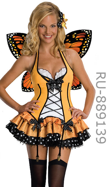 Fantasy Butterfly 3-pc Costume