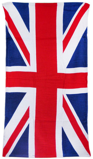 "United Kingdom 30"" X 60"" beach towel 60604"
