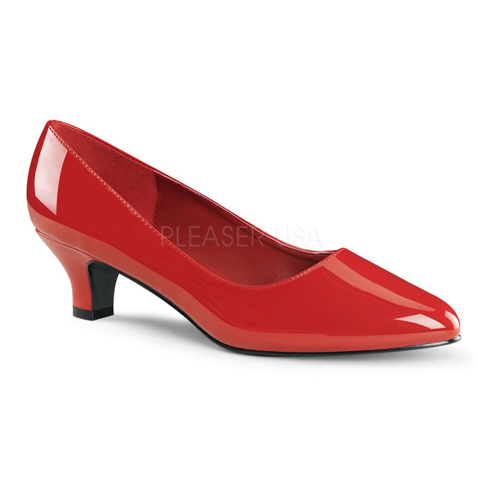 Classic Pump with 2-inch Heel 4-colors