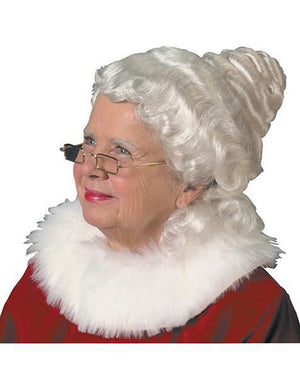 deluxe Mrs. Santa Claus wig 51